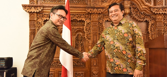 For a Better Service, Indonesian Embassy in Seoul Inaugurated Immigration Attache