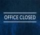 Office Closed on Presidential Election